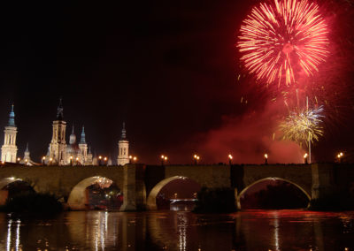 Spots Fiestas del Pilar